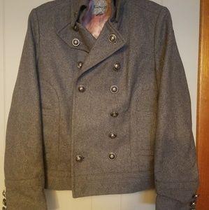 FOREVER 21 wool coat ugc M